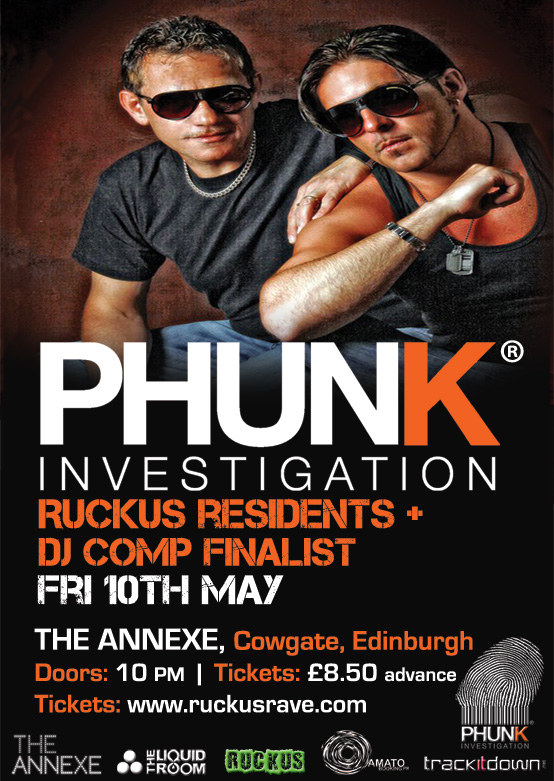 Phunk Investigation Scotland